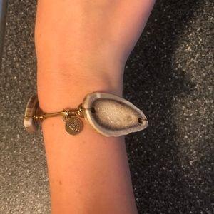 Bourbon & Bowties Stone Bracelet